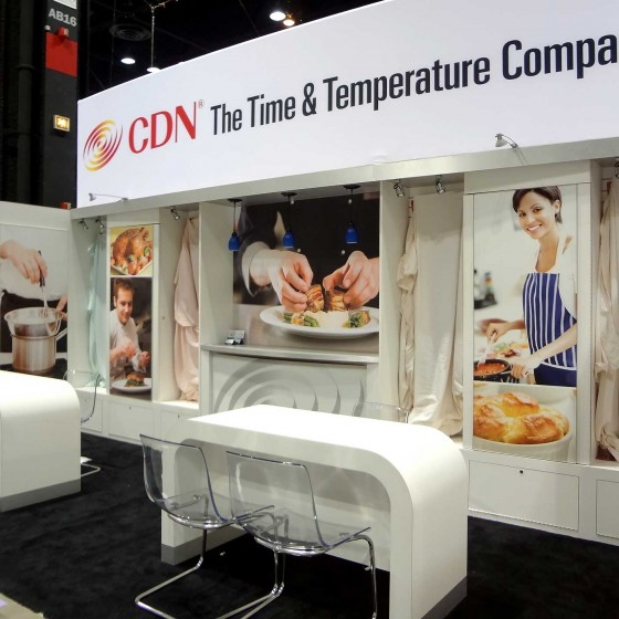 CDN Trade Show Exhibit Booth