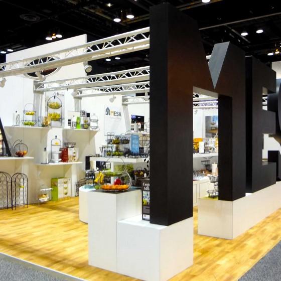 Mesa Home Goods Trade Show Exhibit